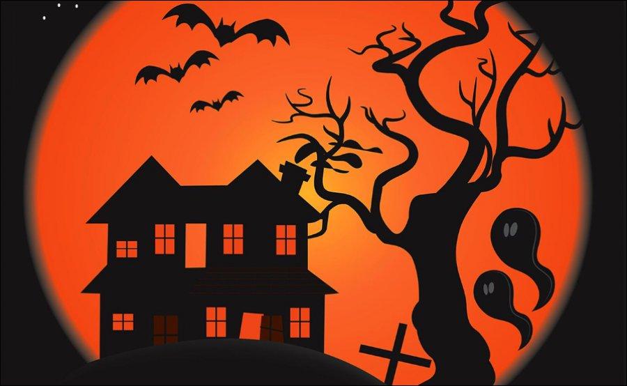 Raadsels Halloween.Den Hemelberg Halloween 2016